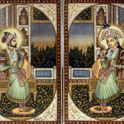 Shah Jahan and Mumtaz