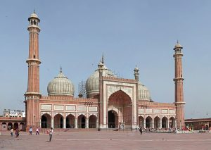 Jama Masjid - via Wikipedia