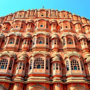 Hawa Mahal By Manudavb - Own work, CC BY-SA 3.0, https://commons.wikimedia.org/w/index.php?curid=28188851